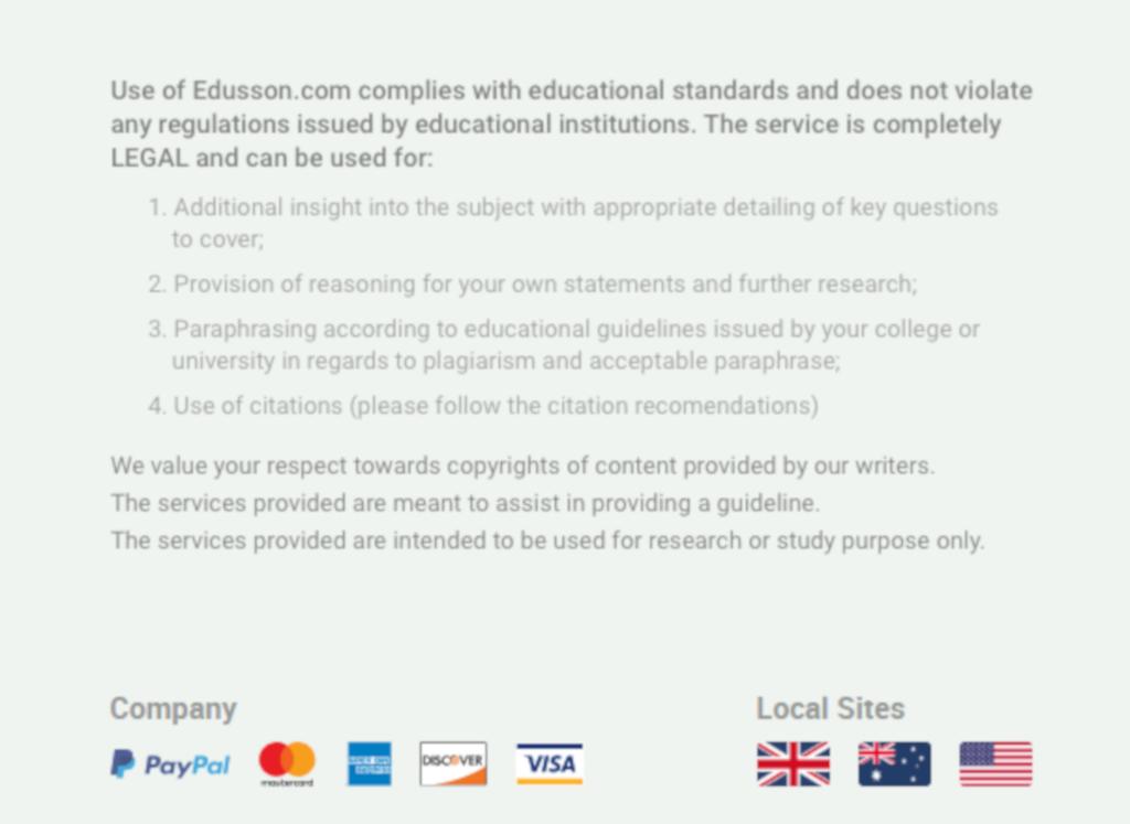 edusson payment