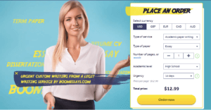 A comprehensive review of Boomessays – a professional academic writing service