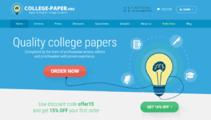 My Thoughts – College-Paper Review