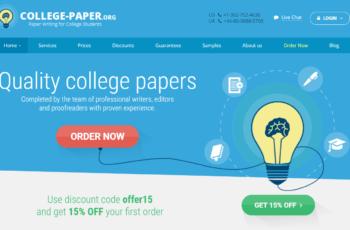 main-college-paper